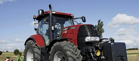 Case IH Puma 155 tractors are all about efficiency